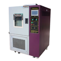 Çin LCD Touch Screen 80 - 1000L High and Low Temperature Programmable Temperature Environmental Test Chamber Tedarikçi
