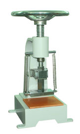 Çin JIS / UL / ASTM Manual Rubber Testing Equipment Machine Rubber Tester Tedarikçi