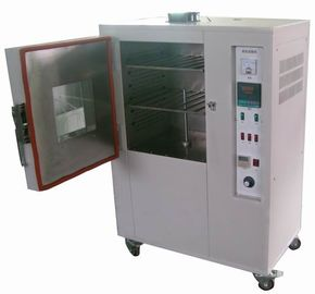Çin Stainless Steel Paper Testing Equipments Anti - Yellowing Aging Test Chamber Tedarikçi