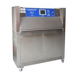 Çin Electronic Paper Testing Equipments Weathering / UV Aging Test Chamber Tedarikçi
