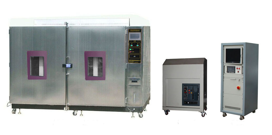 CE Battery Testing Equipment Pack System Short Circuit Protection Testing Machine
