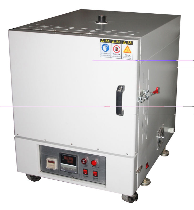 Inner Box Customized Rapid Heating Lab Oven Environmental Test Chamber High Temperature Ashing Furnace