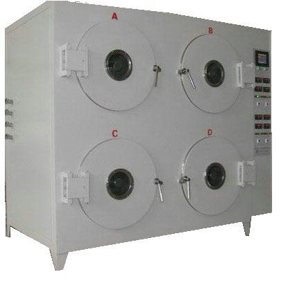 Customised High Precision Eco Friendly Energy Saving Lab Oven High Temperature Oven Vacuum Drying Oven