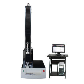 Çin Computer Controlled Servo Motor Tensile Testing Machine Universal Materials Flexing Tearing Tensile Strength Tester Distribütör