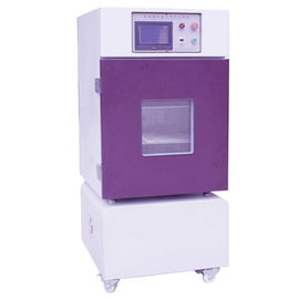 Çin PLC Integrated Touch Screen Display Over Pressure Protection Low Pressure Altitude Battery Lab Testing Machine Distribütör