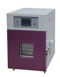 Çin PLC Full Control Touch Screen Battery Thermal Shock Test Chamber 304 Stainless Steel Distribütör